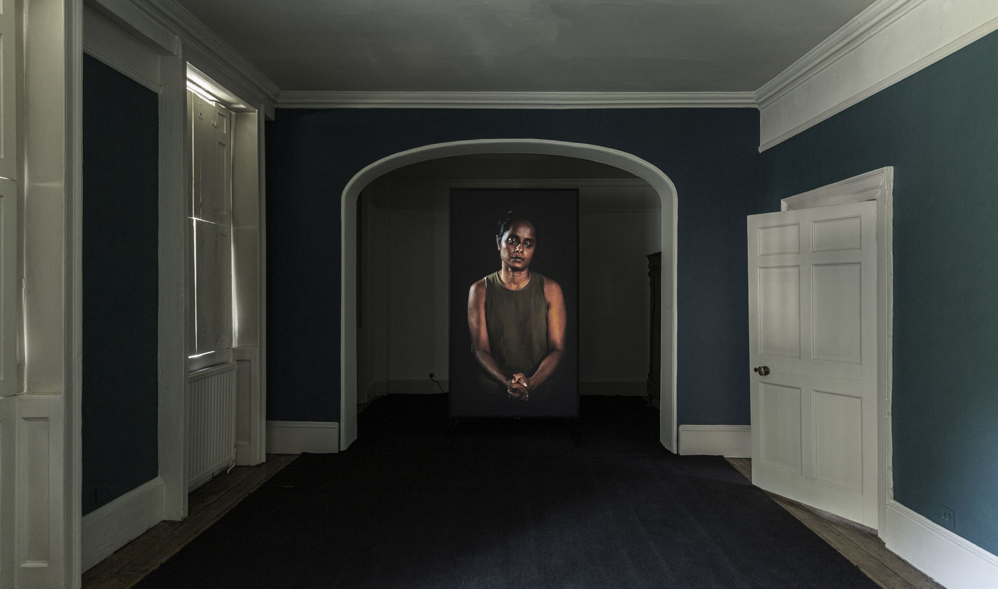 MirrorV : Translation at Danielle Arnaud Gallery