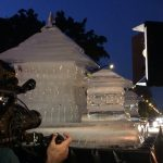 Just-ice (installation view) at Independence Square, Colombo