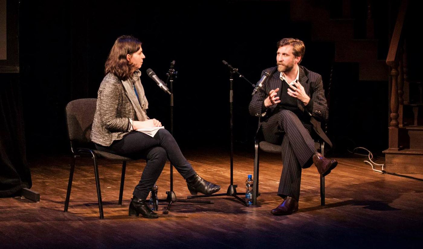 Theatre of War : In Conversation David Cotterrell with Sarah Glennie